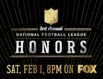 3rd Annual NFL Honors - Super Bowl Weekend